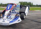 Blue Shock Race electric Racing kart 15kw