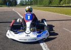 Electric racing kart championship in finland