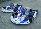 BSR electric racing karts Blue Shock Race