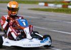 Valters Zviedris electric racing kart BSR19