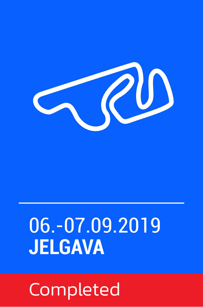 National electric kart championship 2019 / jelgava