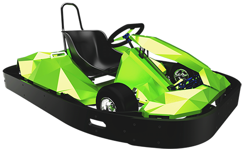 BSR 2.0 electric karts for leisure and race