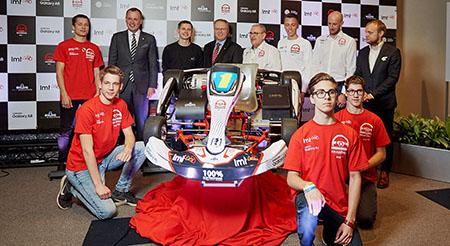 Latvijas Mobilais Telefons electric kart championship