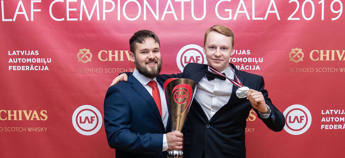 Arnis Dreimanis Latvian Electric Kart Championship 2019