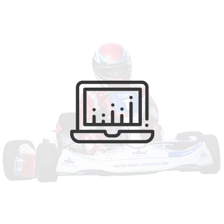 Blue Shock Race leasing for electric karts