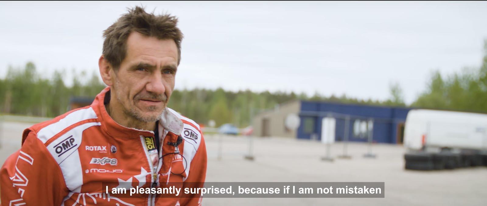 Electric Kart Championship / Eriks Gasparovics / Professional