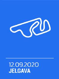 Latvian National Electric Kart Championship 2020 / Jelgava