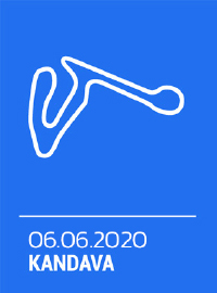 Latvian National Electric Kart Championship 2020 / Kandava