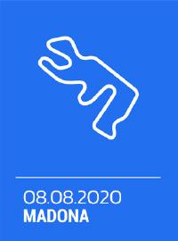 Latvian National Electric Kart Championship 2020 / Madona