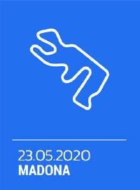 Latvian National Electric Kart Championship 2020 / Madona 2