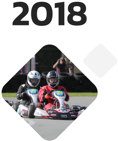 electric karts for racing blue shock race
