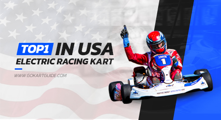 super fast electric racing kart in the usa