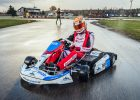 zviedris electric racing kart