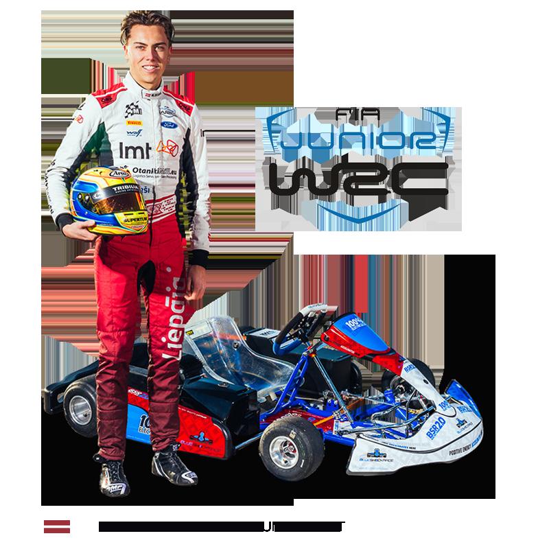 martins sesks WRC championship